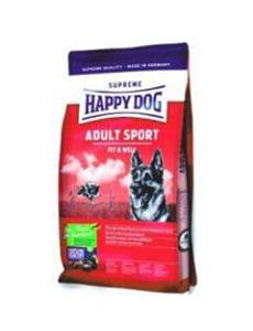 Granule Happy Supreme Adult Fit&Well Sport 15kg