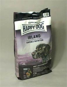 Granule Happy Dog Supreme Sensible IrlandSalmon&Rabbit 4kg