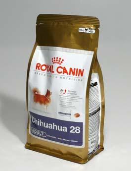 Granule Royal Canin Breed Čivava 500g