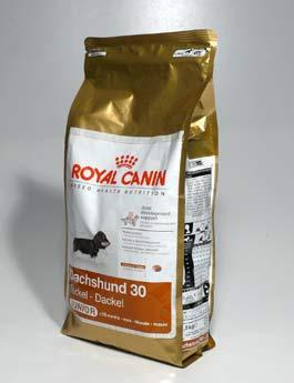Granule Royal Canin Breed Jezevčík Junior 1,5kg