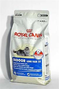 Granule Royal Canin kom. Feline Indoor Long Hair 2kg