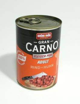Konzerva Animonda  GRANCARNO  ADULT hově/kuřecí pes 400g