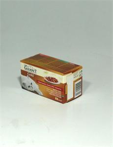 Konzerva Gourmet Gold  kočka k.masa ve šťávě Multi 4x85g