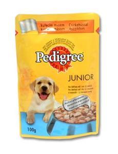 Konzerva Pedigree kapsa Junior kuřecí 100g