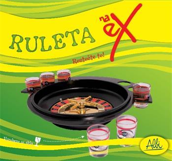 Hra Albi Na Ex! - Ruleta 18+