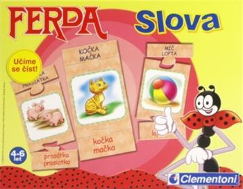 Hra Albi Ferda Slova - nová verze 4+