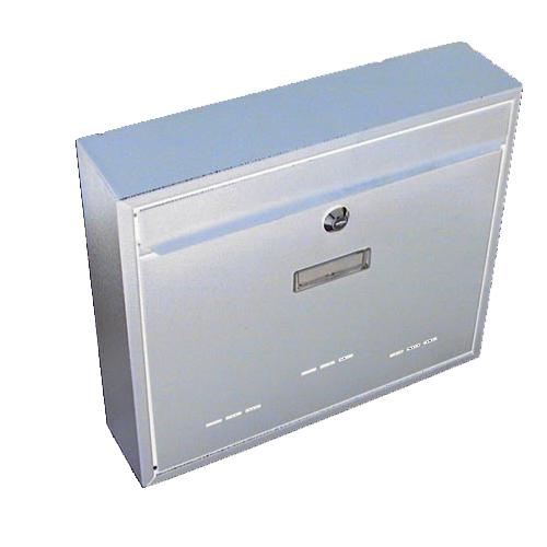 Schránka poštovná G21 RADIM veľká 310x360x90mm biela
