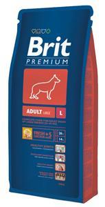Granule Brit Premium Dog Adult L 15kg