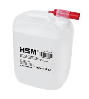 Olej HSM pro skartovací stroje 5l