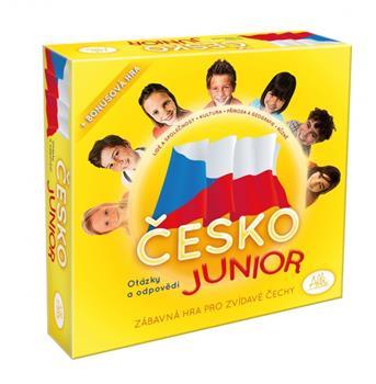 Hra Albi Česko, otázky a odpovědi - Junior 10+