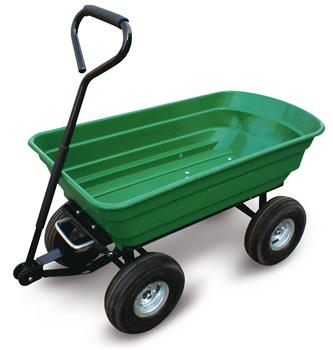 Záhradný vozík G21 GA 125