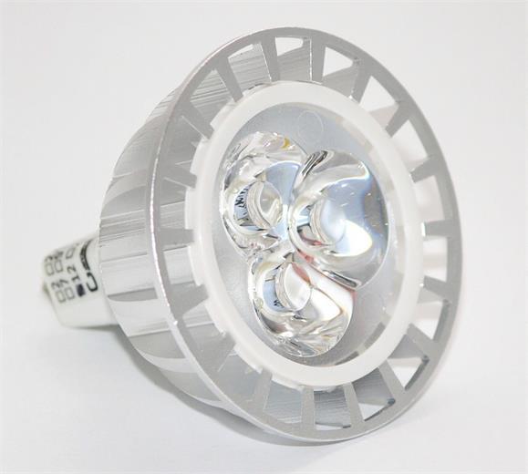 Žiarovka G21 LED G5.3 / MR16 3SMD, 12V, 3W, 300lm, teplá biela
