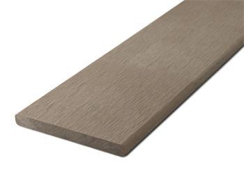Zakončovacia lišta G21 Orech plochá 0,9*9*200cm, Orech mat. WPC