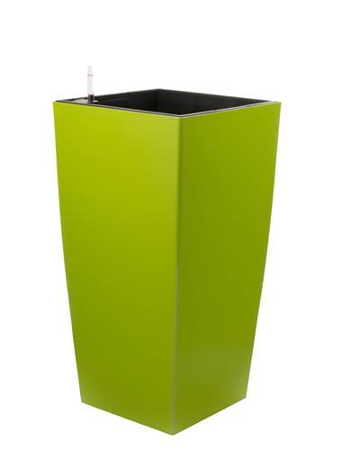 Samozavlažovací kvetináč G21 Linea zelený 76 cm