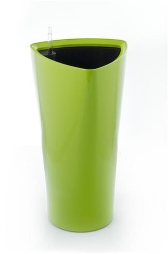 Samozavlažovací kvetináč G21 Trio zelený 56.5 cm