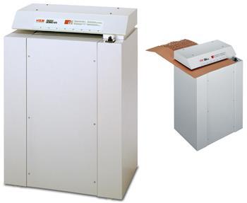 Skartovač HSM ProfiPack 425 na výrobu výplňového materiálu, 2-3 kartóny, max. výška 20mm