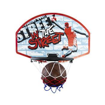 Hrací set G21 stěna s košem na basketbal