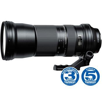 Objektív Tamron SP 150-600mm F/5-6.3 Di VC USD pre Canon