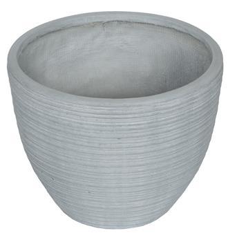 Kvetináč G21 Stone Ring 38 cm