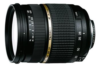 Objektív Tamron AF SP 28-75mm F/2.8 Di pre Canon XR LD Asp. (IF) Macro