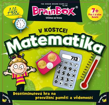 Hra Albi V kostce! Matematika 7+