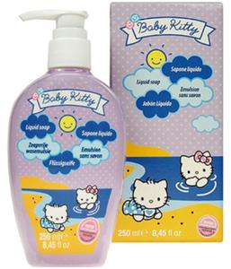 Kozmetika Baby Kitty Tekut� M�dlo 250ml