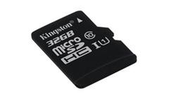Pamäťová karta Kingston microSDHC CL10 UHS-I 32GB, 80R