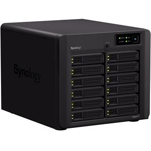 Server Synology DS2411+ TeraByte RAID 12xSATA server, 2xGb LAN