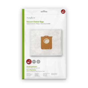 Vrecká basicXL pre vysávače Philips /Electrolux E200B, 10ks