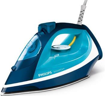 Žehlička Philips GC 3582/20 modrá
