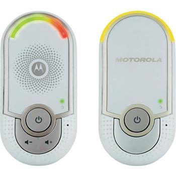 Dětská chůvička Motorola MBP 8 bílá
