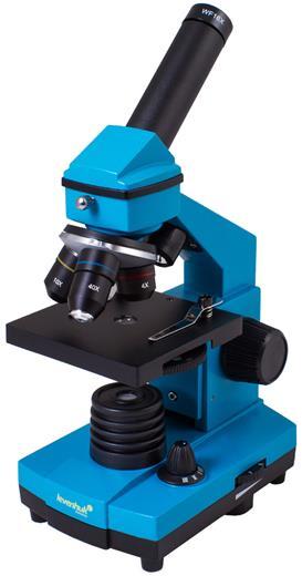 Mikroskop Levenhuk Rainbow 2L PLUS Azure