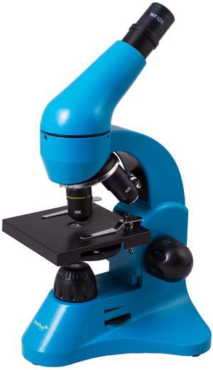 Mikroskop Levenhuk Rainbow 50L Azure