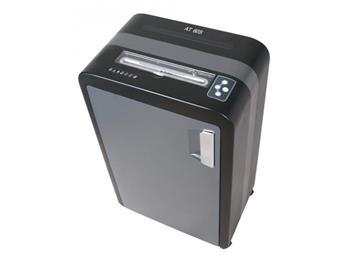 Skartovač AT-60S DIN 2, proužek 4mm, 24 listů, 35l, CD+DVD, Credit Card, Sponky, NBÚ