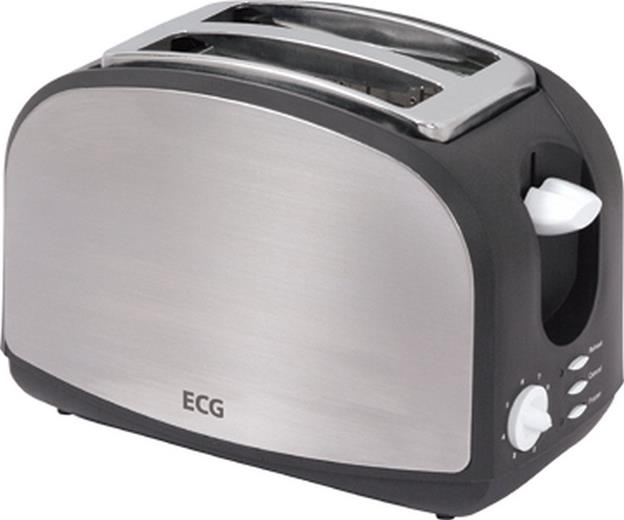 Hriankovač ECG ST 968 černo-nerezový