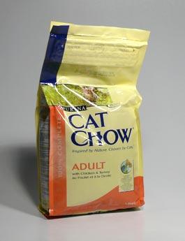 Granule Purina Cat Chow - kuře,krůta 1,5kg