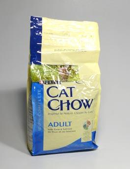 Granule Purina Cat Chow - tuňák,losos 1,5kg
