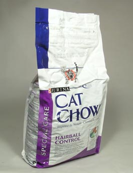 Granule Purina Cat Chow Special Care Hairball 1,5kg
