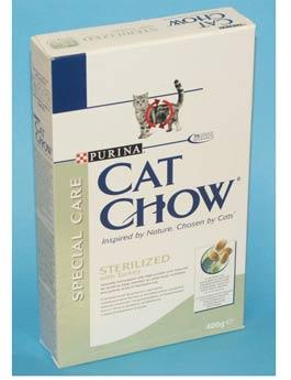 Granule Purina Cat Chow Special Care Sterilized 15kg