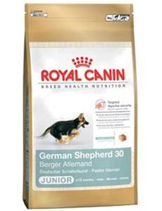 Granule Royal Canin Breed Německý Ovčák Junior 12kg