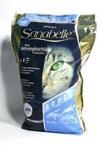 Granule Bosch Cat Sanabelle Adult Pstruh 2kg