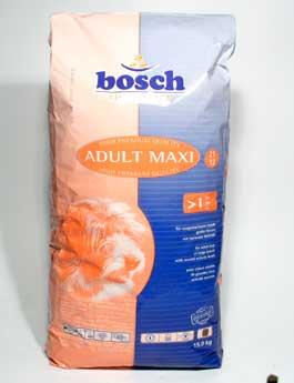 Granule Bosch Dog Adult Maxi 15kg