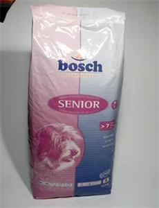 Granule Bosch Dog Senior 12,5kg