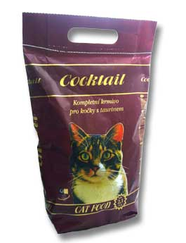 Granule Delikan Cat Cocktail 2kg