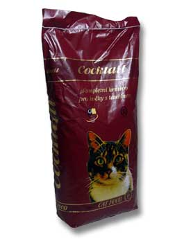 Granule Delikan Cat Cocktail 10kg
