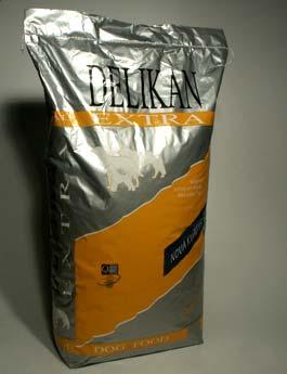 Granule Delikan Puppy Extra 15kg