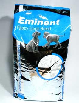 Granule Eminent Dog Puppy Large 15kg