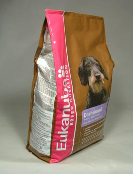 Granule Eukanuba Dog Breed N. Dachshund Jezevčík 2,5kg
