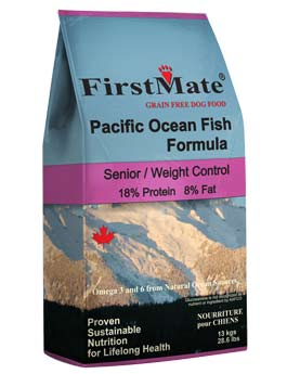 Granule First Mate Dog Pacific Ocean Fish Senior 13kg