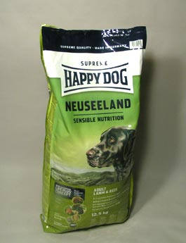 Granule Happy Dog Supreme Sensible Neuseeland Lamb&Rice 12,5kg